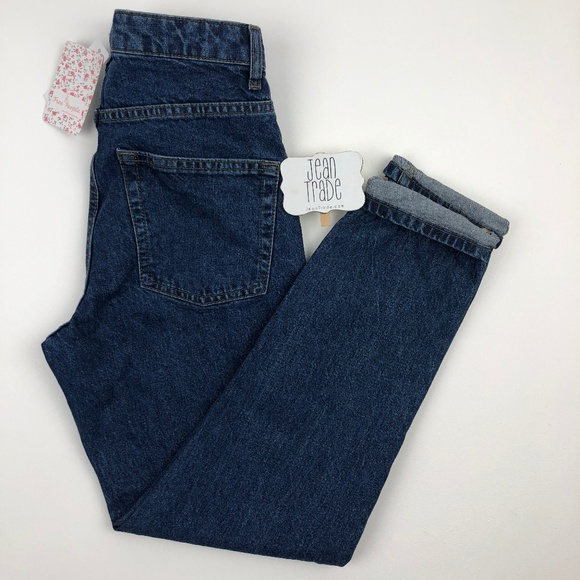 We The Free Denim - NWT We the Free by Free People Mom Ankle Jeans
